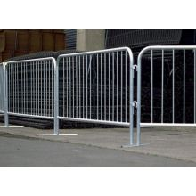 High Permance for  Safety Traffic Metal Steel Crowd Control Barriers Canada supply to Honduras Manufacturers