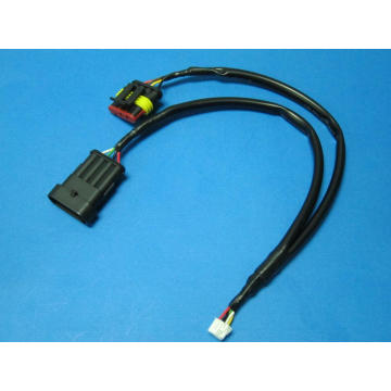 Auto wire harness cable assemblies