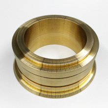 CNC machining turning brass parts