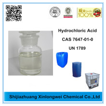 OEM for Mineral Water Treatment Chemical Hydrochloric Acid HCL 31,32,33,34,35,36,37 supply to France Importers