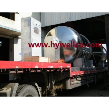 Dye Powder One Dimensional Mixer