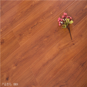 11mm high glossy waterproof laminate flooring