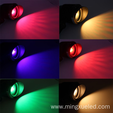 Led glass graden light