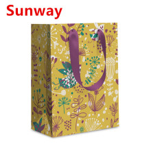 PriceList for for Kraft Paper Shopping Bag Custom Printed Paper Bags supply to United States Supplier