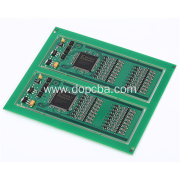 Double Sided SMT Mixed Technology PCB Assemblies Services