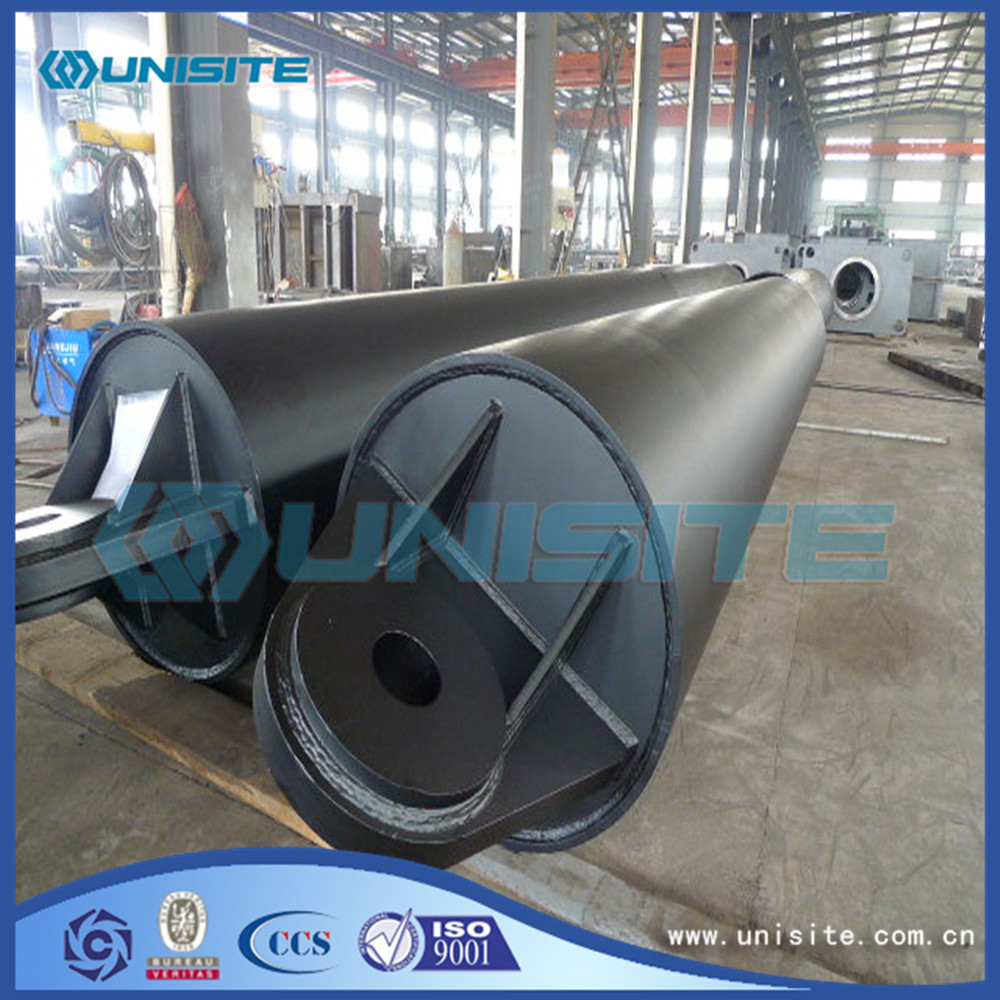 Steel Dredging Loating Pipelines