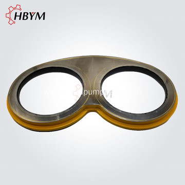 China for China Schwing Spare Parts,Schwing Slewing Shaft,Schwing Agitator Motor Supplier Schwing Concrete Pump Spare Parts Wear Spectacle Plate export to Panama Manufacturer
