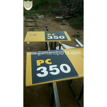 Komatsu Excavator PC350 Compartment Door Aftermarket