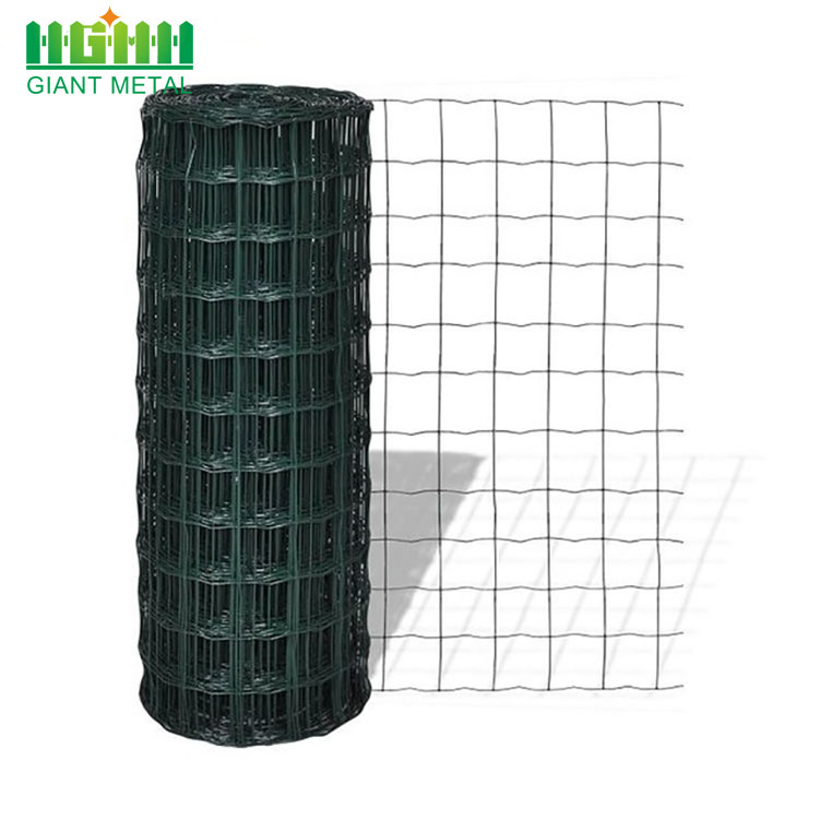 Steel Euro Mesh Fence for Gardon