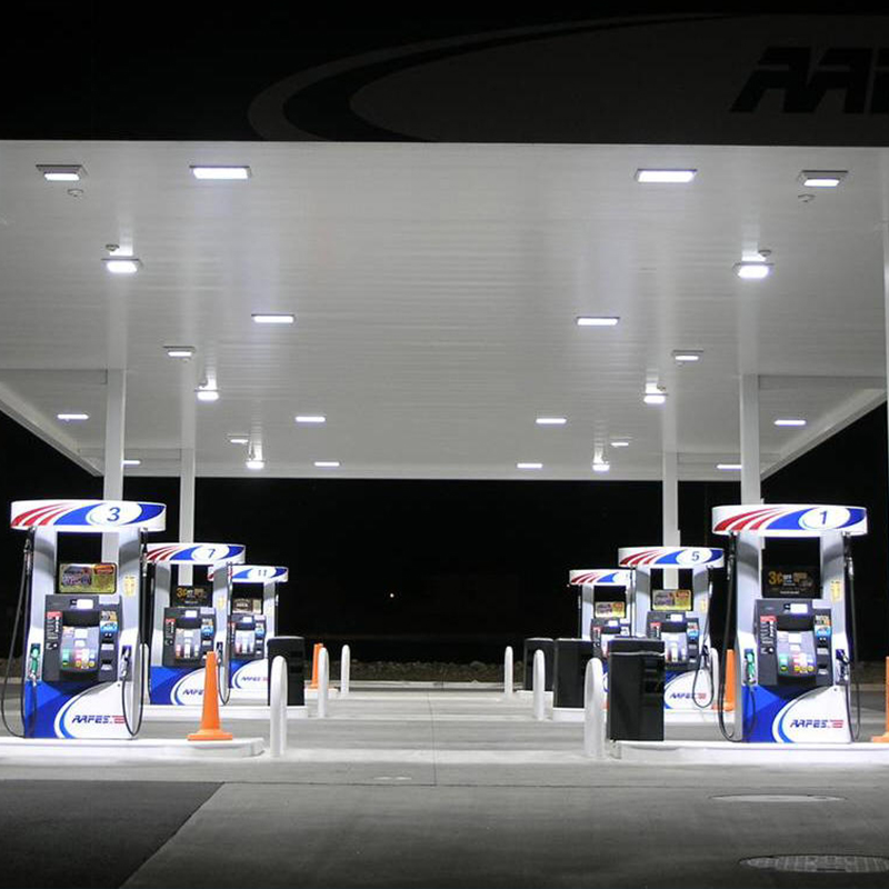 Gas Station Led Light Fixtures (10)