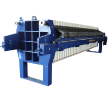 Food Beverage Plate Frame Filter Press PLC Control