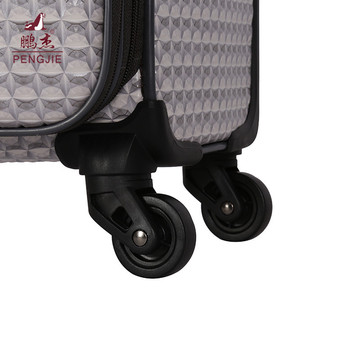 High quality waterproof soft trolley luggage bags