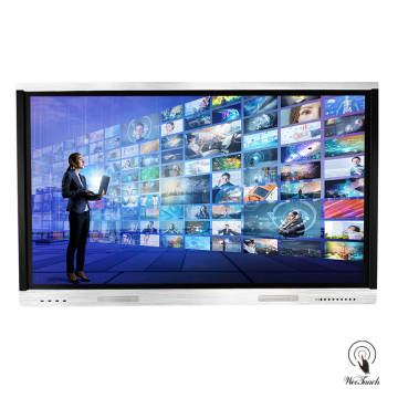 65 Inches Large-Size  Interactive Screen