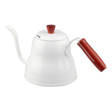 Massive Selection for Electric Kettle Hand Drip Pour Over Gooseneck Pot-Wooden Handle supply to Armenia Manufacturer