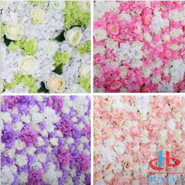 Preserved wedding wall artificial flower for decoration