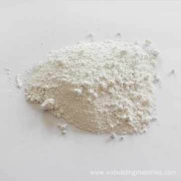 Densified fine quartz micro silica powder