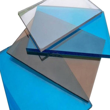 Roof Material Price Transparent Polycarbonate Solid Sheet