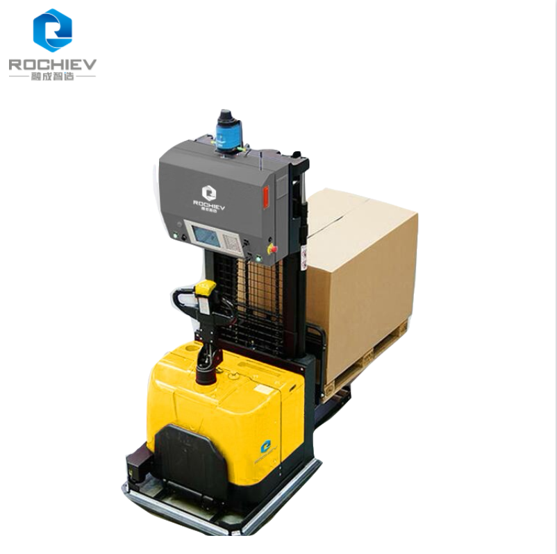 Automated Guided Vehicle for Warehouse
