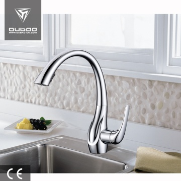 Modern Pull-Out Extension Hose Kitchen Faucet Tap