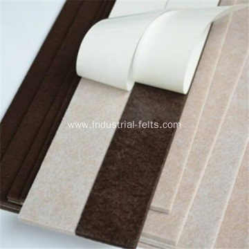 Customized Needle Punched Nonwoven VISCOSE Felt