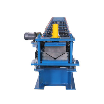 Roof ridge tiles ridge cap roll forming machine