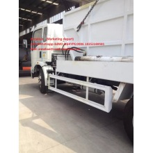 SINOTRUK HOWO Swing Arm Garbage Collection Truck