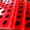 Fine Polyurethane screen for mining