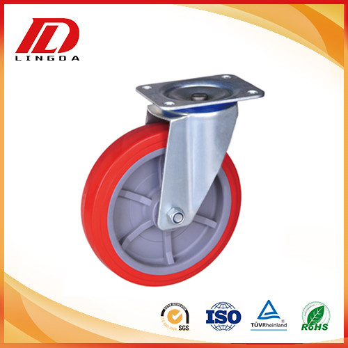 4'' heavy duty industrial casters  200kg capacity