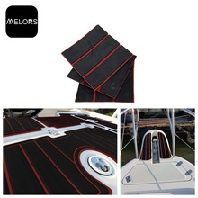 Melors Hot Tub Flooring Non-Slip Marin Deck Mats