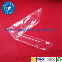 Factory Supply Factory price for PVC Clamshell Packaging Date Link Clamshell Custom Packing export to Seychelles Factory