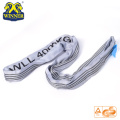 Good Quality 4T Fiber Soft Endless Round Lifting Sling