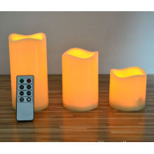 Remote control flickering led candles led tea lights