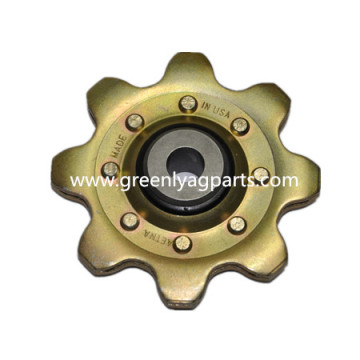 84549635 Lower idler sprocket for gathering chain