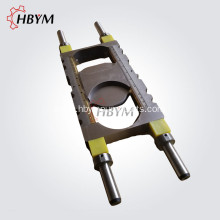 Big discounting for Concrete Pump Wear Plate IHI Concrete Pump Parts 85B Sliding Gate Valve export to Paraguay Manufacturer