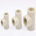 Excellent PPR round plastic cross pipe fittings