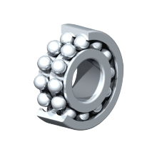 Double Row Deep Groove Ball Bearings 87600 Series
