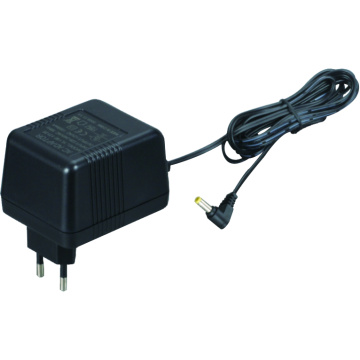Plug in AC Linear Adaptor with Ce Approval