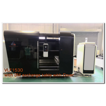 Exchange Table 2000W Fiber Metal Laser  Machine