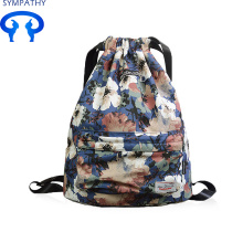 Good Quality for Polyester Laundry Bag Portable double shoulder bag sports climbing bag export to Russian Federation Factory