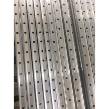 6.2 M Length Industrial Aluminum Extrusion LED Projects