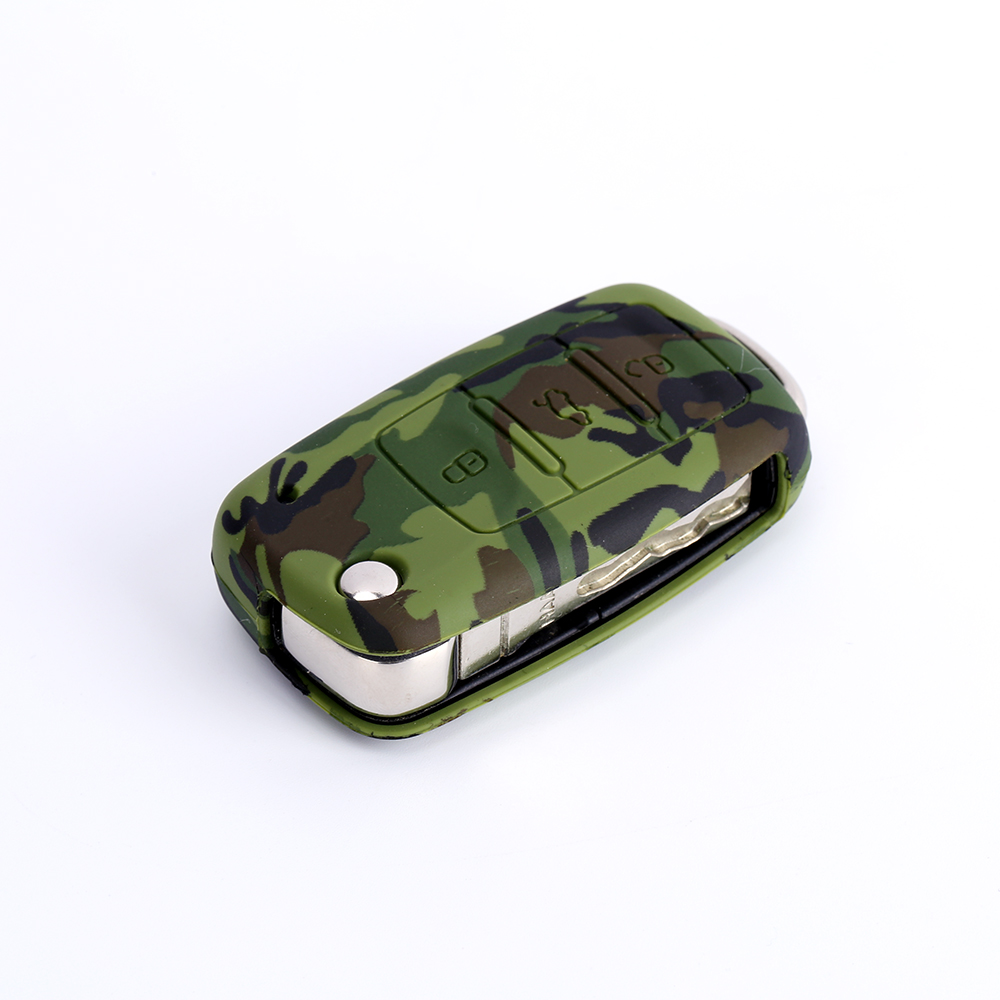 custom vw key silicone cover