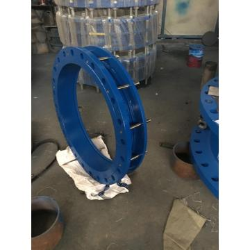 Large Diameter Q235 flange adaptor