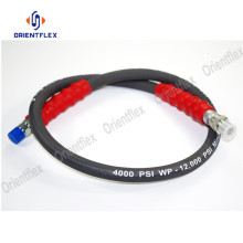 Best-Selling for High Pressure Water Hose High pressure jet washer hose car wash hose export to Netherlands Factory
