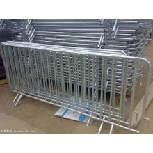 Galvanized Traffic Safety Crowd Control Barrier For Sale