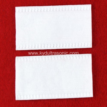 Nonwoven Finger Plug-in Cotton Pad Making Machine