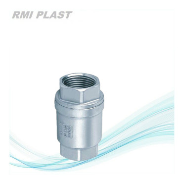 Stainless steel mini spring loaded check valve