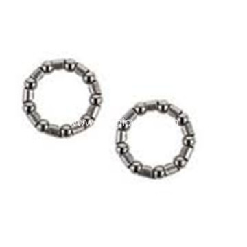 Ball Bearing with Retainer Ring