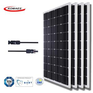 professional factory for for Panel Solar Kit 400W Monocrystalline Solar Panel Kits export to Netherlands Suppliers