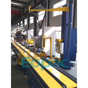Automatic Prestretch Pallet Stretch Film Wrapping Machine