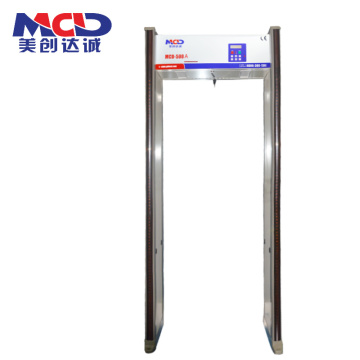 کنترل واردات Fire Board Walkthrough Metal Detector